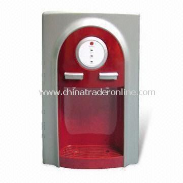 Desktop Hot and Cold Drinking Fountains with 220V Volatge an Frequency of 50Hz