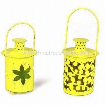 Spring Lantern for Home Decoration, Available in Various Sizes