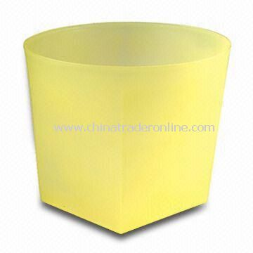 Acrylic/PS Ice Bucket, Available in Various Colors, Suitable for Promotional Purposes