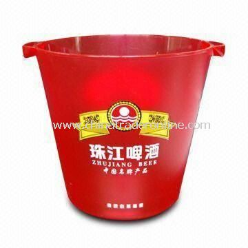 Beer Ice Bucket Tray, Customized Designs and Logos are Welcome