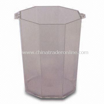 Beet Ice Bucket Tray, Made of Plastic Material, Customized Designs and Logos Available from China