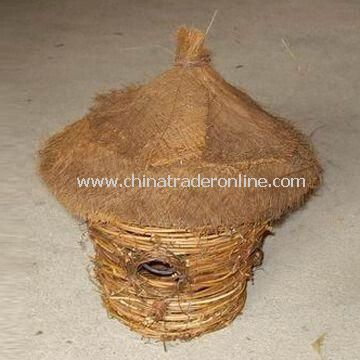 Bird House, Made of Wood, OEM/ODM Orders are Welcome