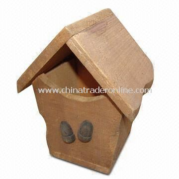 Bird House, Measuring 200 x 150 x 240mm