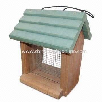 Bird House, Measuring 200 x 160 x 230mm from China