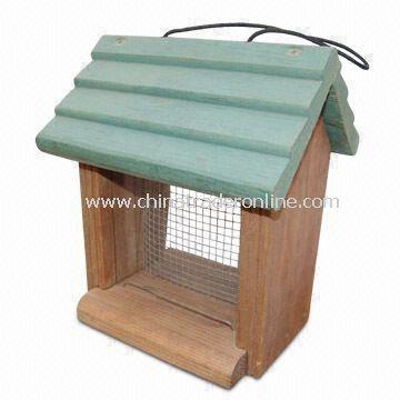 Bird House, Measuring 200 x 160 x 230mm
