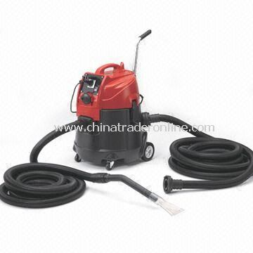 High-impact Tank Wet and Dry Vacuum Cleaner with Pump for Pond/Pool Cleaning