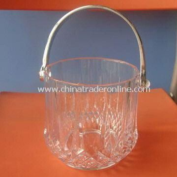 Plastic Ice Bucket with Capacity of 1L