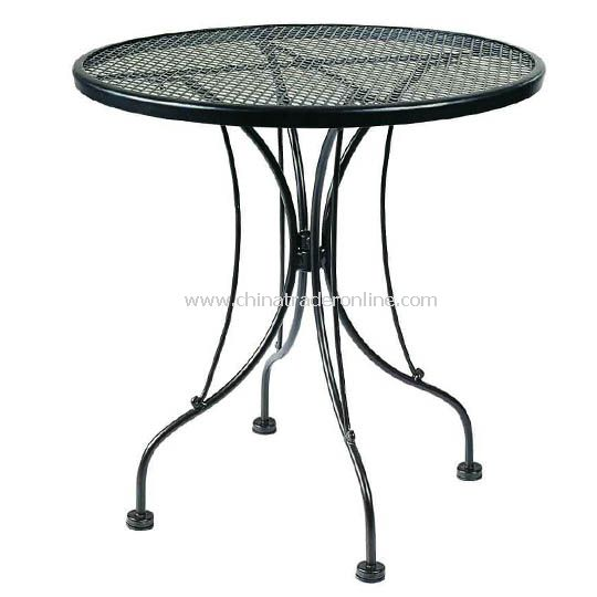 Mesh Round Table Diameter 28