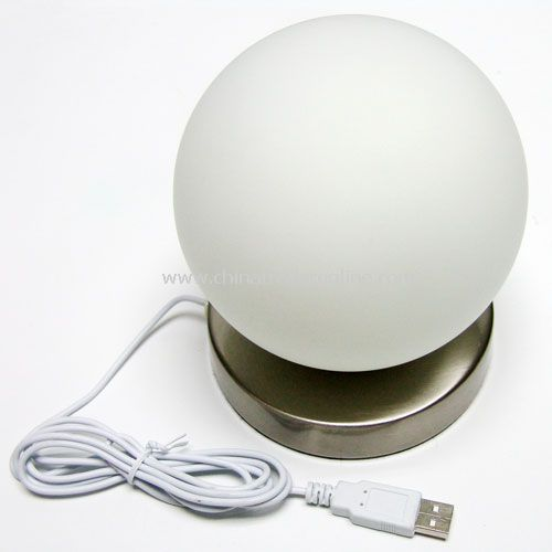 12 LED USB LIGHT (optional TOUCH SW) from China