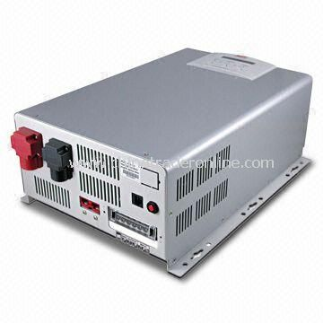 12V DC Solar Charger/Power Inverter with 45 to 70Hz Input frequency