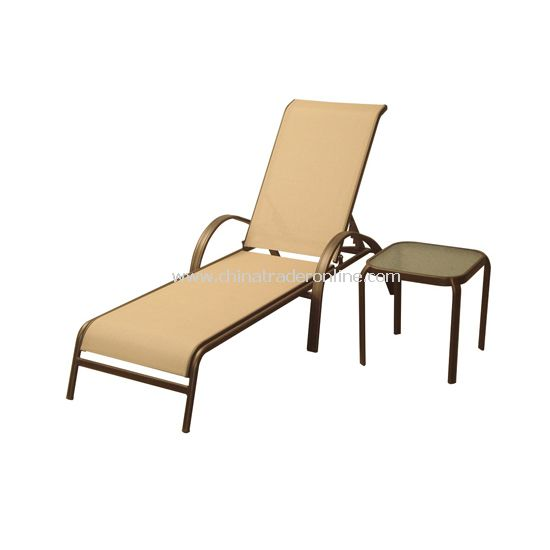 Garden Furniture Outdoor Chaise Lounge