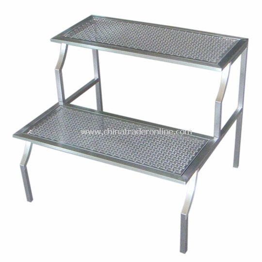Louise Stainless Steel Flow Stand