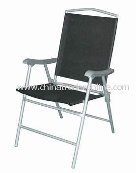 Outdoor Furniture Opp Sling Folding Bistro Chair
