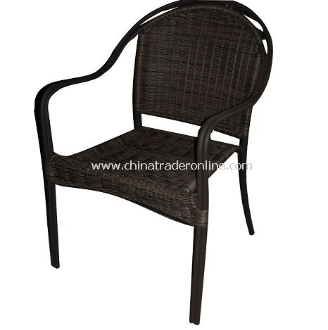 Outdoor Furniture PE Rattan Patio Chair