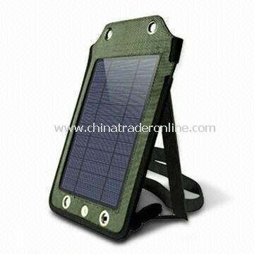 Solar Charger, It Fits for Mobile Phone, Digital Camera, PDA, MP3 Player