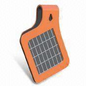 Solar Charger for Apples iPhone, with 5.5Wh Battery Capacity from China