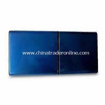 Solar Charger with 1,000mAh Capacity, Sized 6.0 x 12.0 x 1.2cm from China