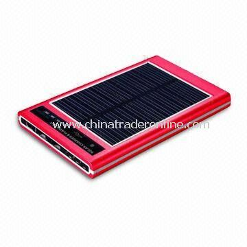Solar Power Charger, Suitable for Camping, Travel, Outdoor Activities and More from China