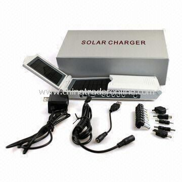 Solar Power Charger for Camping, Travel, Outdoor Activities and More, with 10,000hrs Lifespan
