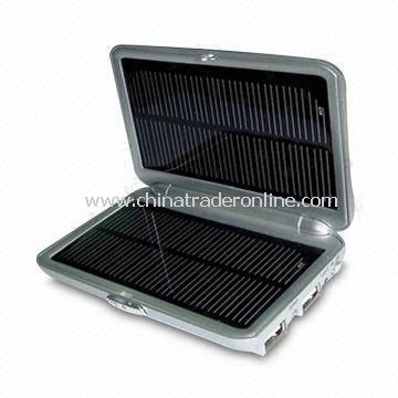 Solar Power Charger with Maximum Output Power of 4W and 1.54W Power Supply from China