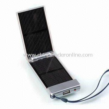 Solar Power Chargers with 0.8W Output Power and 50mA Output Current