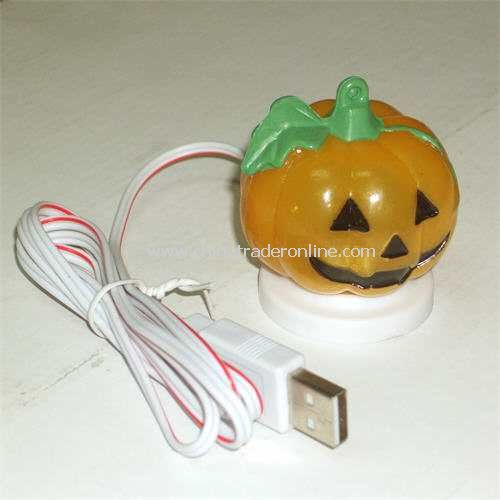 usb halloween gifts,usb pumpkin lights from China