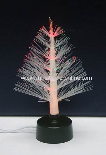 USB optical fiber christmas tree