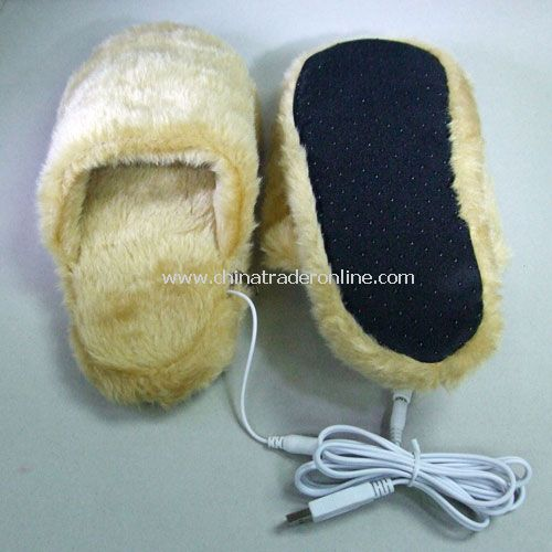 usb warmer slipper 45~50D degrees Celsius (washable shoes)