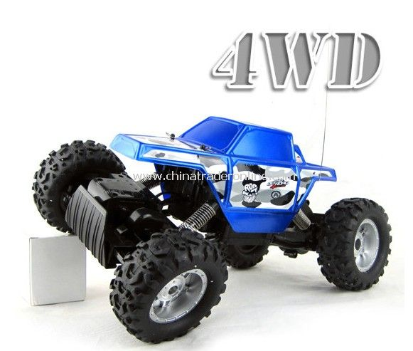 1/12 scale electric 4wd off-road Rock Crawler King