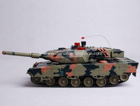 1:16 infrared rc battle tank