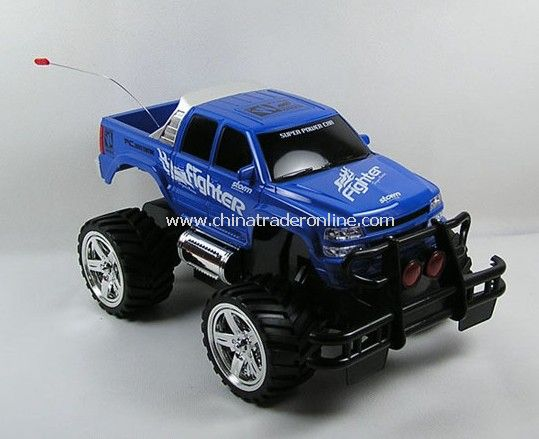 1:16 Remote Control Cross-Country Truck
