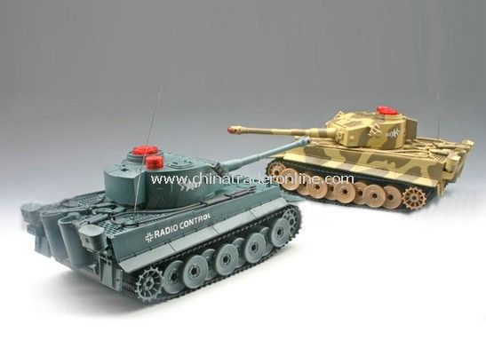 1/28 fighting tank (dual pack) from China