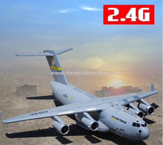 2.4G 6-CH RC Airplane
