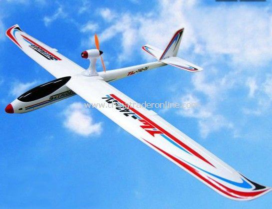 2.4G 6CH RC model glider SKYRIDER EPO