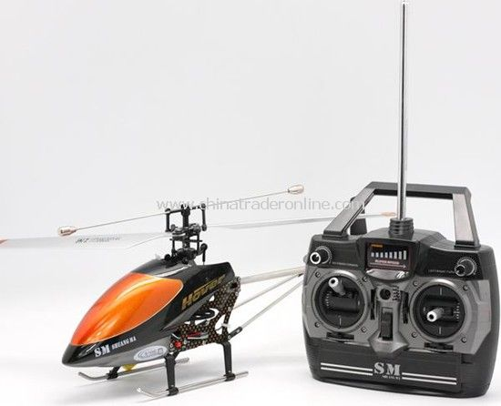 3 Channel Sport Helicopter with Built in Gyro