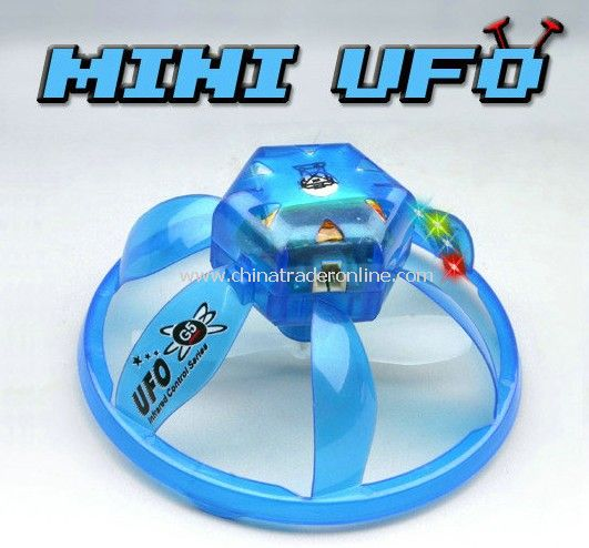 Mini Infrared RC UFO With Led colorful Ligths