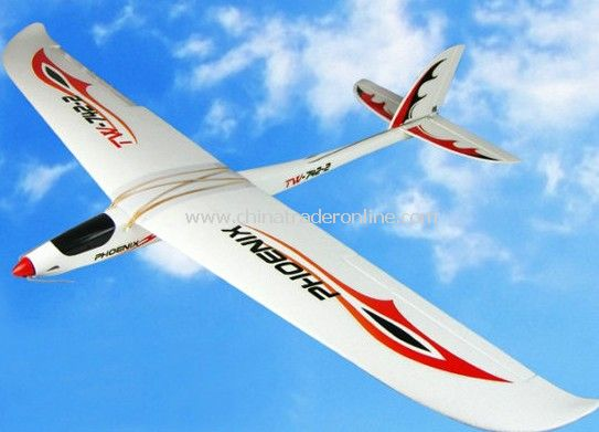 Phoenix 2.4G 4CH RC MODEL PLANE from China