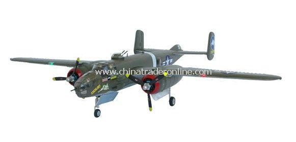 RC model plane Big B25 1400mm long