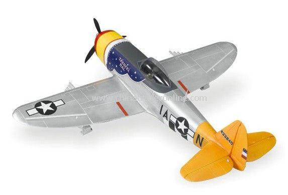 RC model plane Big P47