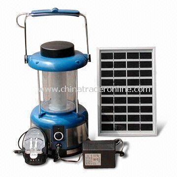 Solar Camping Lighting System