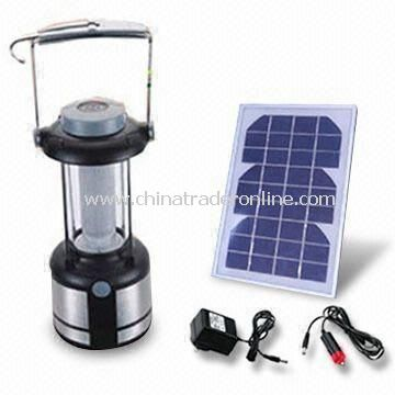 Solar Lantern, Suitable for Camping, 230V Voltage, Rechargeable Transformer