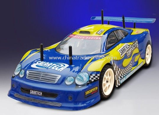 1:10 Scale 4WD Nitro On-Road Car -winner 1