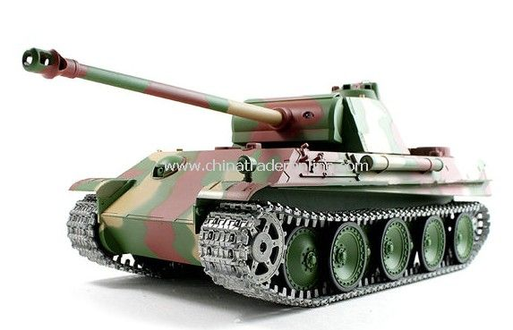 1:16 German Panther G Type Airsoft RC Tank