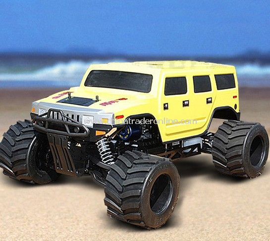 1:4 Scale 35cc Gasoline power Monster Truck