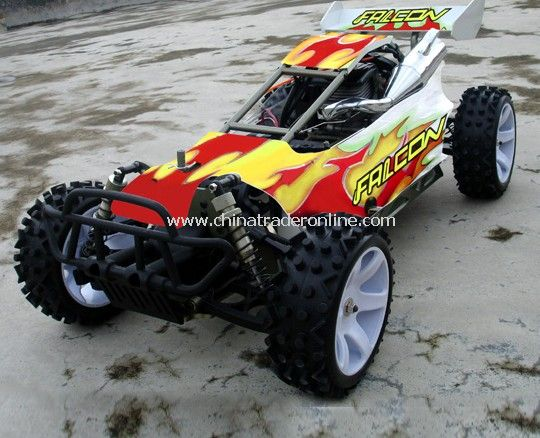 1:5 Scale 4WD Gas Powered RTR Buggy -Falcon