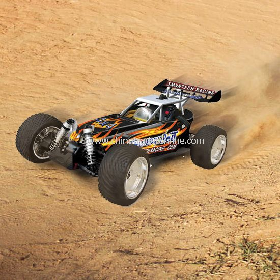 1:5 scale 4wd off-road buggy - Thunderbolt