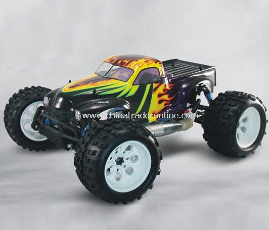 1:8 4WD Nitro powered Off-road Monster Truck