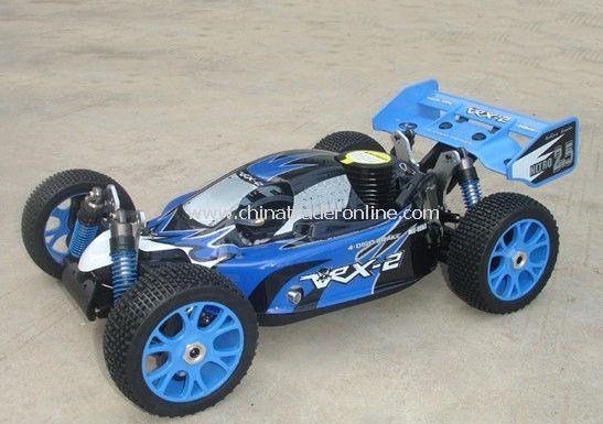 1:8 4WD Nitro Powered Ready To Run Buggy