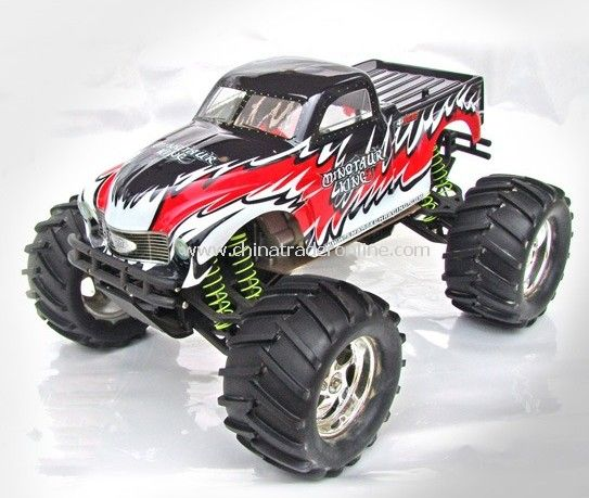 1:8scale 4wd monster truck