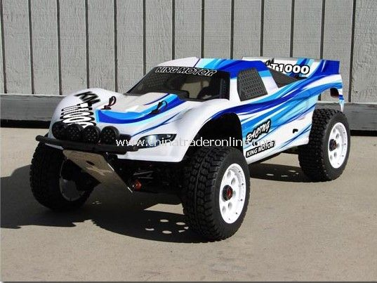 2.4G RC gasoline truck from China